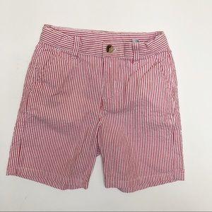 Janie & Jack Boys Seersucker Shorts 18-24 months
